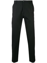 Dolce And Gabbana Slim Fit Trousers Blue