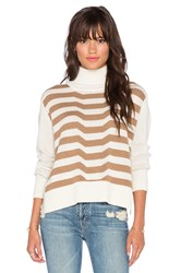 Mara Hoffman Knit Turtleneck Brown