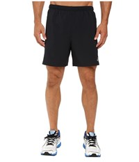 Asics 2 N 1 Woven 6 Shorts Performance Black Men's Shorts