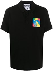 Moschino Teddy Logo Polo Shirt 60