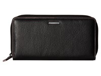 Lodis Mill Valley Under Lock Key Ada Zip Wallet Black Wallet Handbags