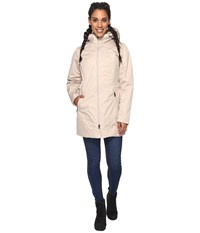 The North Face Insulated Ancha Parka Simply Taupe Women's Coat