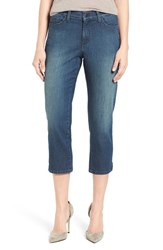 Nydj Women's Karen Stretch Capri Jeans