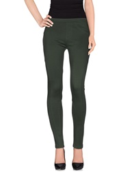 Emma Brendon Leggings Military Green