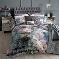 Ted Baker Tile Floral Duvet Cover Double