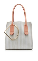 Roksanda Ilincic Mini Weekend Bag Grey