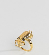 Bill Skinner Insect Ring Gold