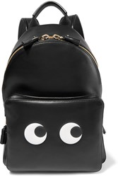 Anya Hindmarch Embossed Leather Backpack