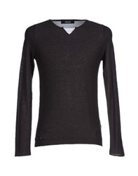 Liu Jo Jeans Knitwear Jumpers Men Cocoa