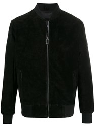 Blood Brother Leder Suede Bomber Jacket 60