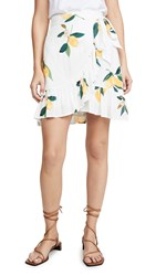 Rails Etienne Skirt Lemon Grove