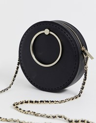 Ted Baker Madddie Round Bag Black