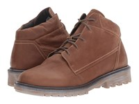 Naot Footwear Limba Saddle Brown Leather Men's Shoes