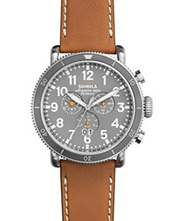 Shinola The Runwell Sport Chronograph Watch 48Mm No Color