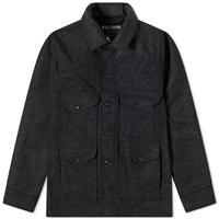 Filson Alaska Fit Mackinaw Cruiser Jacket Grey