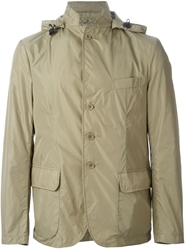 Aspesi 'Leggera' Jacket Green