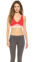 Vpl Uv Trapexe Bra Top Fiery Red