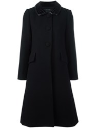 Marc Jacobs Swing Coat Black