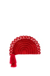 Nannacay Lua Clutch Red