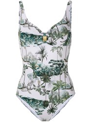 Lygia And Nanny Roberta Printed Swimsuit 60