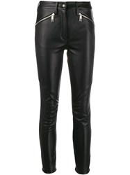 John Richmond Muxima Leather Trousers 60
