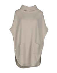 Snobby Sheep Capes And Ponchos Beige