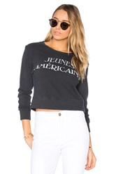 Mother The Matchbox Sweatshirt Black