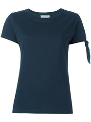 J.W.Anderson Sleeve Knot T Shirt Blue