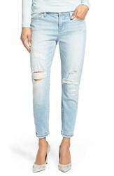 Women's Lucky Brand 'Sienna' Distressed Cigarette Jeans Yuba