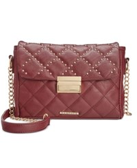 Rampage Crossbody Only At Macy's Wine
