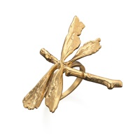 Catherine Zoraida Dragonfly Ring Gold