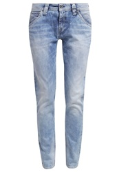 Pepe Jeans Idoler Relaxed Fit Jeans W62 Moon Washed