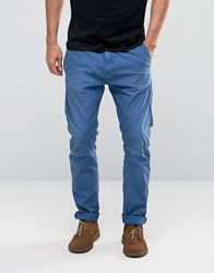 Scotch And Soda Slim Tapered Fit Jeans Blue Navy