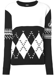 Opening Ceremony Crew Jumper Black