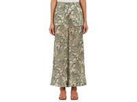 Acne Studios Women's Tennessee Organza Wide Leg Pants No Color