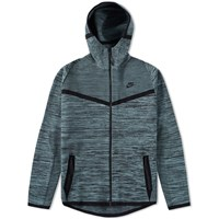 Nike Tech Knit Windrunner Black