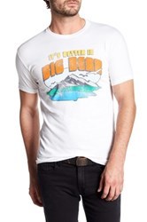 Body Rags It's Better In Big Bear Graphic Tee White