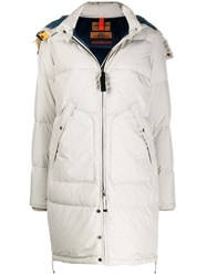 Parajumpers Padded Parka With Removable Hood Neutrals