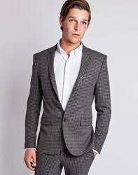 Selected Zero Mylo Barbican Blazer Grey