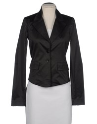 Scee By Twin Set Suits And Jackets Blazers Women Black