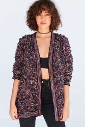 Ecote Neon Lights Cardigan Novelty