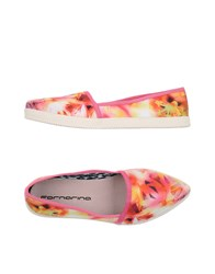 Fornarina Footwear Low Tops And Trainers Women Fuchsia