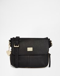 Marc B Cross Body Bag Black