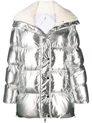 P.A.R.O.S.H. Proud Jacket Silver