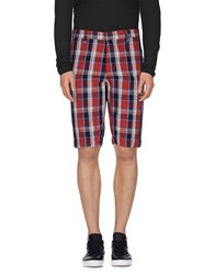 Antony Morato Trousers Bermuda Shorts Men Red