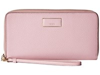 Tumi Belden Travel Wallet Pink Wallet Handbags