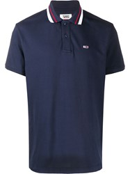 Tommy Jeans Short Sleeve Polo Shirt 60