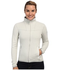 Arc'teryx Covert Cardigan Pearl Sky Women's Sweater White