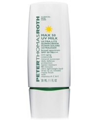 Peter Thomas Roth Max Uv Milk All Day Protection Spf 50 1 Oz