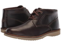 Rockport Cabot Chukka Beeswax Leather Boots Brown